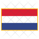 Netherlands Flag Country Icon