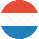 Netherlands Flag World Icon