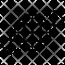 Network Data Internet Icon
