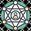 Network Social Media Icon