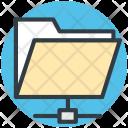 Network Folder Shared Icon