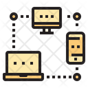 Network Connection Network Connection Icon