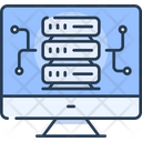 Network Server Connection Connection Icon