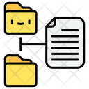 Network Document File Icon