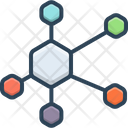 Network Communication Structure Icon
