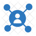 Network Connection User Icon