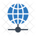 Global Browser Network Icon