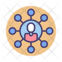 Network People Network Ai Network Icon