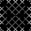 Atom Network Pattern Icon