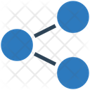 Business Financial Network Icon