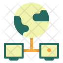 Network Internet Technology Icon
