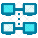 Network Local Area Network Connection Icon