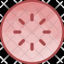 Network Activity Brightness Icon