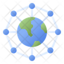 Network Connection Internet Icon