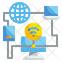Network Internet Client Icon