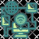 Network Internet Client Icon