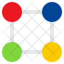 Attach Network Link Icon