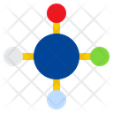 Network Sharing Link Icon