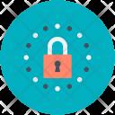 Network Confidentiality Password Icon