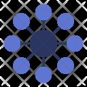 Circle Diagram Round Icon