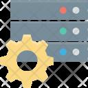 Network Setting Server Icon