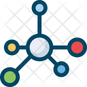 Seo Network Connection Icon