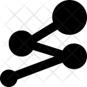 Network Share Connections Icon