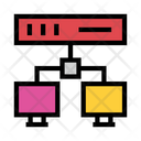 Network Connection Lan Icon