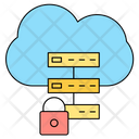 Cloud Network Router Icon