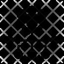 Network Settings Network Configuration Cogwheel Icon