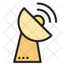 Network Access Network Broadcast Icon