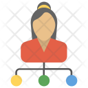 Network Administrator Icon