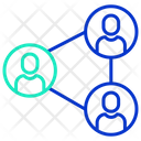 Inetwork Affiliate Marketing Network Affiliate Markerting Marketing Network Icon