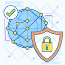 Network Antivirus Icon