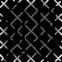 Tech Technology Arrow Icon
