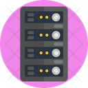 Network Attached Storage Icon