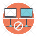 System Network Attack Icon