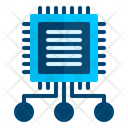 Network Chip Icon