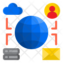 Network Communication Network World Icon