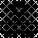 Network Maintenance Network Configuration Network Settings Icon