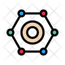 Network Connection Social Icon
