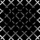 Network Computer Hardware Icon