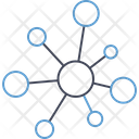 Network Connections Network Sharing Network Topology Icon