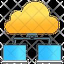 Network Data Icon