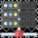 Database Data Server Server Rack Icon