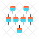 Network Diagram Icon
