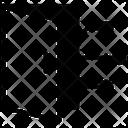Network Door Icon