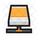 Network Drive Drive Drive Connection Icon