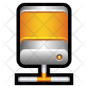 Network Drive Shared Icon