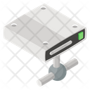 Network Drive Data Storage Shared Drive Icon